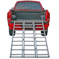 "Brand New High Quality 80"" Trifold ATV Ramp"