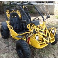 150cc Go Kart w/Electric Start - TK150GK-2S