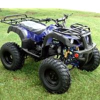 169cc Utility ATV Fully Automatic w/Reverse - TK200ATV-B