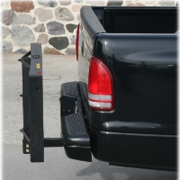 Brand New 59-3/4″ L Folding Cargo Carrier