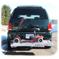 Brand New 350ARV-Mini Tilt-a-Rack Mobility Carrier