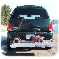 Brand New 500ARV Tilt-a-Rack Mobility Carrier