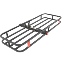 Brand New Steel Hitch Cargo Carrier