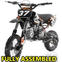 125cc Manual Kick Start Dirt Bike - AGB-37