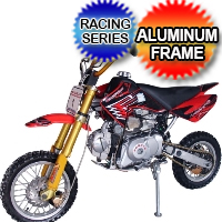Brand New 2005 125cc Dirt Bike 4-Speed Manual Clutch - RTA-DB-14