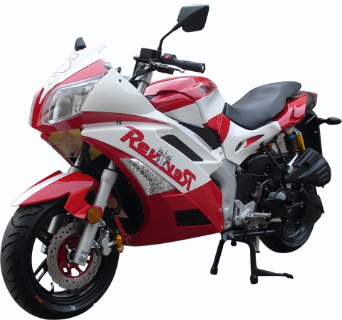Super Stinger Sport Bike