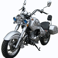 Brand New 250cc Aggressor V Motorcycle