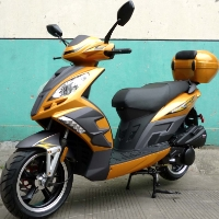 150cc MC-121-150 Scooter Moped Bicycle