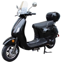 150cc MC-130-150 Scooter Moped Bicycle