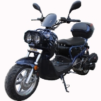 150cc MC-132-150 Scooter Moped Bicycle