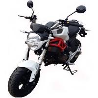 50cc Super Speed Moped Scooter Bike - MC-163-50cc (2018)