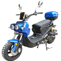 150cc 4-Stroke Sport Moped Scooter - MC-22Y-150