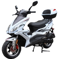 150cc MC-48-150 Gas Scooter Moped Bicycle