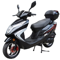 150cc MC-50-150 Scooter Moped Bicycle