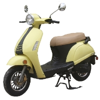 50cc MC-57-50 Scooter Moped Bicycle