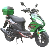 150cc MC-58-150 Scooter Moped Bicycle
