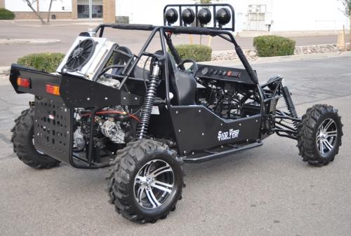 1100cc Joyner Sand Viper Go Kart EFI 2 Seater Utility Vehicle -  UV-24-SVB1100