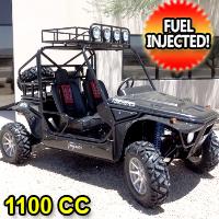 1100cc Joyner Trooper T2 Go Kart EFI 2 Seater Utility Vehicle - UV-25-TR1100-T2