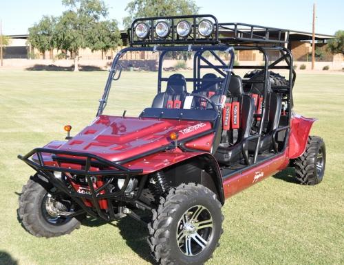 1100cc Joyner Trooper T4 Go Kart EFI 4 Seater Utility Vehicle -  UV-26-TR1100-T4
