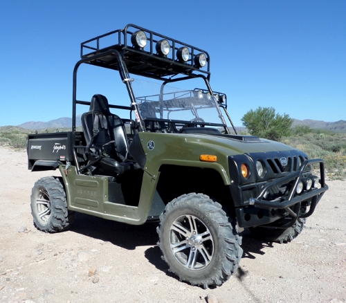 1100cc Joyner Renegade R2 EFI 2 Seater Utility Vehicle - UV-27-UV1100-R2