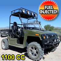 1100cc Joyner Renegade R2 EFI 2 Seater Utility Vehicle - UV-27-UV1100-R2