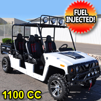 1100cc Joyner Renegade R4 EFI 4 Seater Utility Vehicle