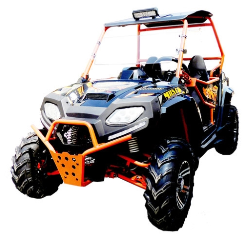 Avenger UTV 170 Max UTV Utility Vehicle w/ Windshield Oversized Tires &  Custom Rims/Suspension - UV-29-150