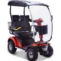 Lovebird 1300 Watt 4 Wheel Electric Mobility Scooter