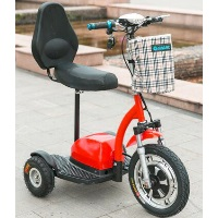 Stand/Ride Three Wheel Electric Mobility Scooter - Q33