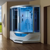 Zen Brand New Mesa 702A Steam Shower