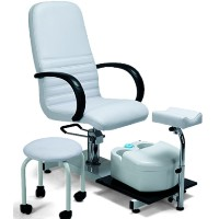 Hydraulic Pedi Chair with bowl