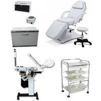 All in One SPA Equipment Package