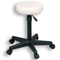 Brand New Hydraulic Saddle Stool No/Back