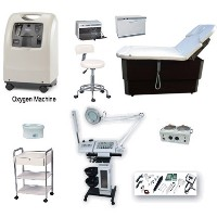 Luxury III SPA Equipment Package