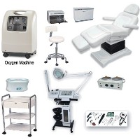 Luxury II SPA Equipment Package
