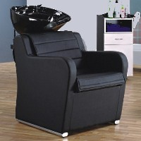 Electric Shampoo Chair with Massager