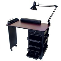 Portable Roll-Ex Manicure Table
