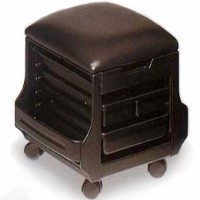 Portable Pedi Stool