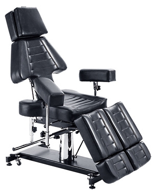 Professional hydraulic tattoo and spa chair bed table for Cheap tattoo tables