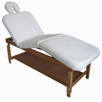 Massaging/Facial Bed & Table