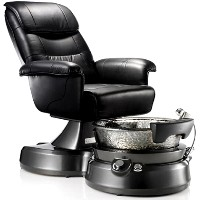 Brand New Ultra Comfortable 2 Motor Massage & Pedicure Spa Chair