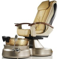 Brand New Ultra Comfortable 2 Motor Massage & Pedicure Spa Chair