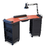 Brand New Manicure Table with Vent