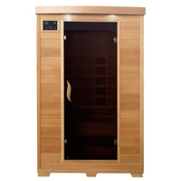 2 -3 Person Infrared Sauna with Ceramic Heaters