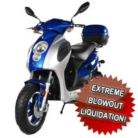 "150cc Renadon Scooter Moped - ""Blowout Liquidation Sale!"""