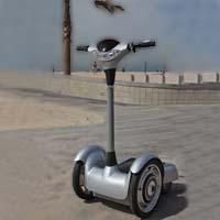 Brand New 700w Segscooter Dual Motor Transport Electric Scooter