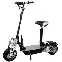 Super Turbo 1200 Watt Electric Motor Scooter