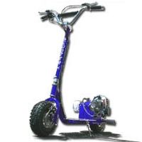49cc Dirt Dog Gas Motor Scooter