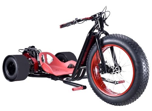 ScooterX 49cc Drift Master Drift Trike With 22\