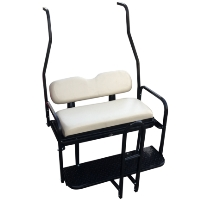 Club Car DS Rear Flip Seat - DS